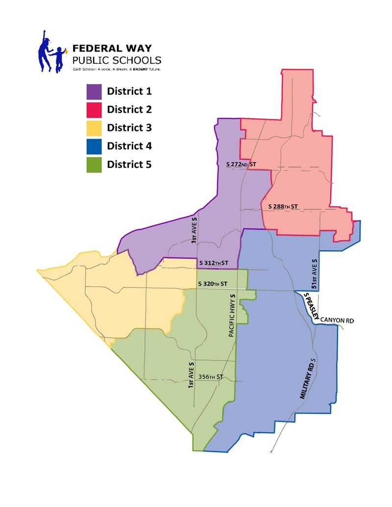 District Boundary Map