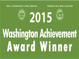Sequoyah Named Washington State Achievement Award Winner