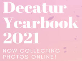 Submit your Yearbooks photos NOW!