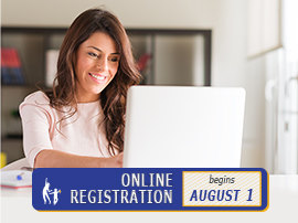 Online Registration Resources