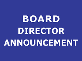 Welcome to new Board Director Dr. Jennifer Jones