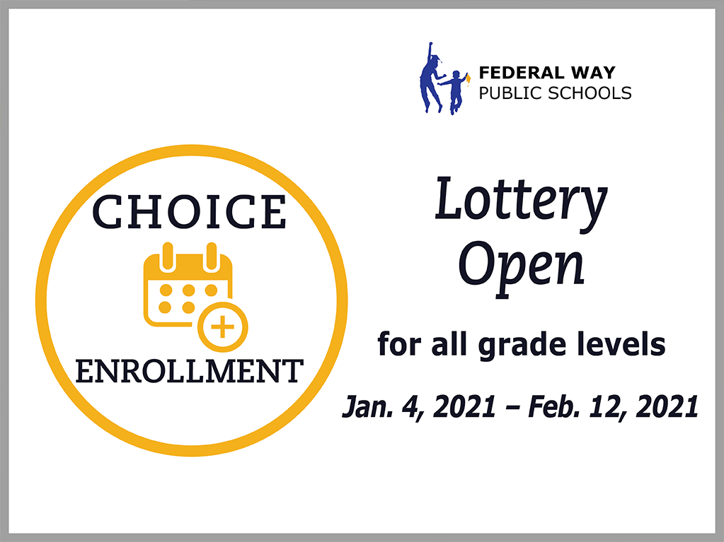 Choice Enrollment Open