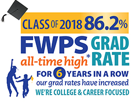 Grad Rate Reaches All Time High