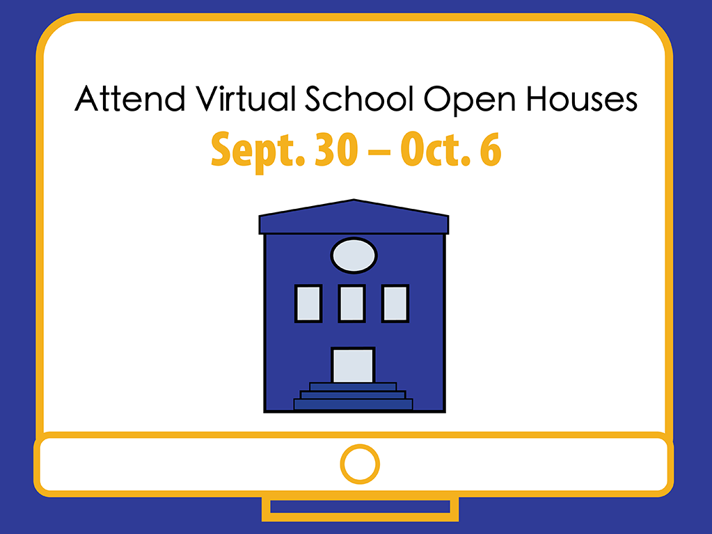 Virtual School Open Houses