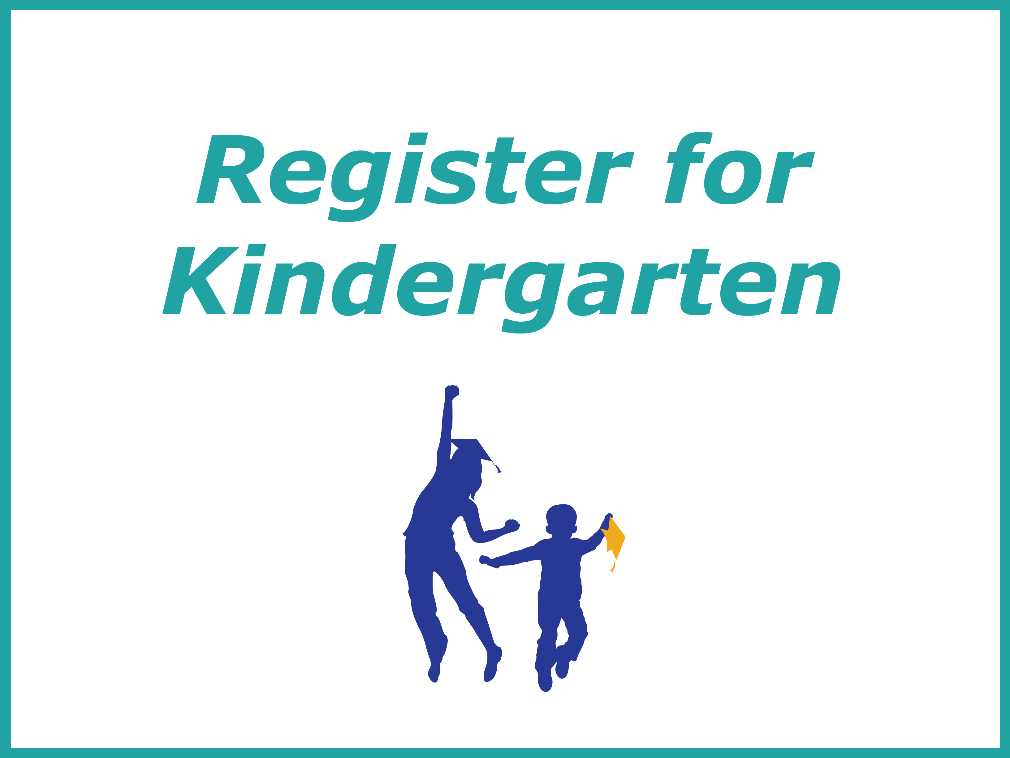 Kindergarten Registration is open for the 2021-22 School Year!