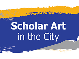 Check out scholar art/writing now!