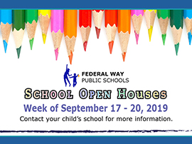 2019-20 School Open House Nights