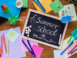 Summer School Info and Bus Routes
