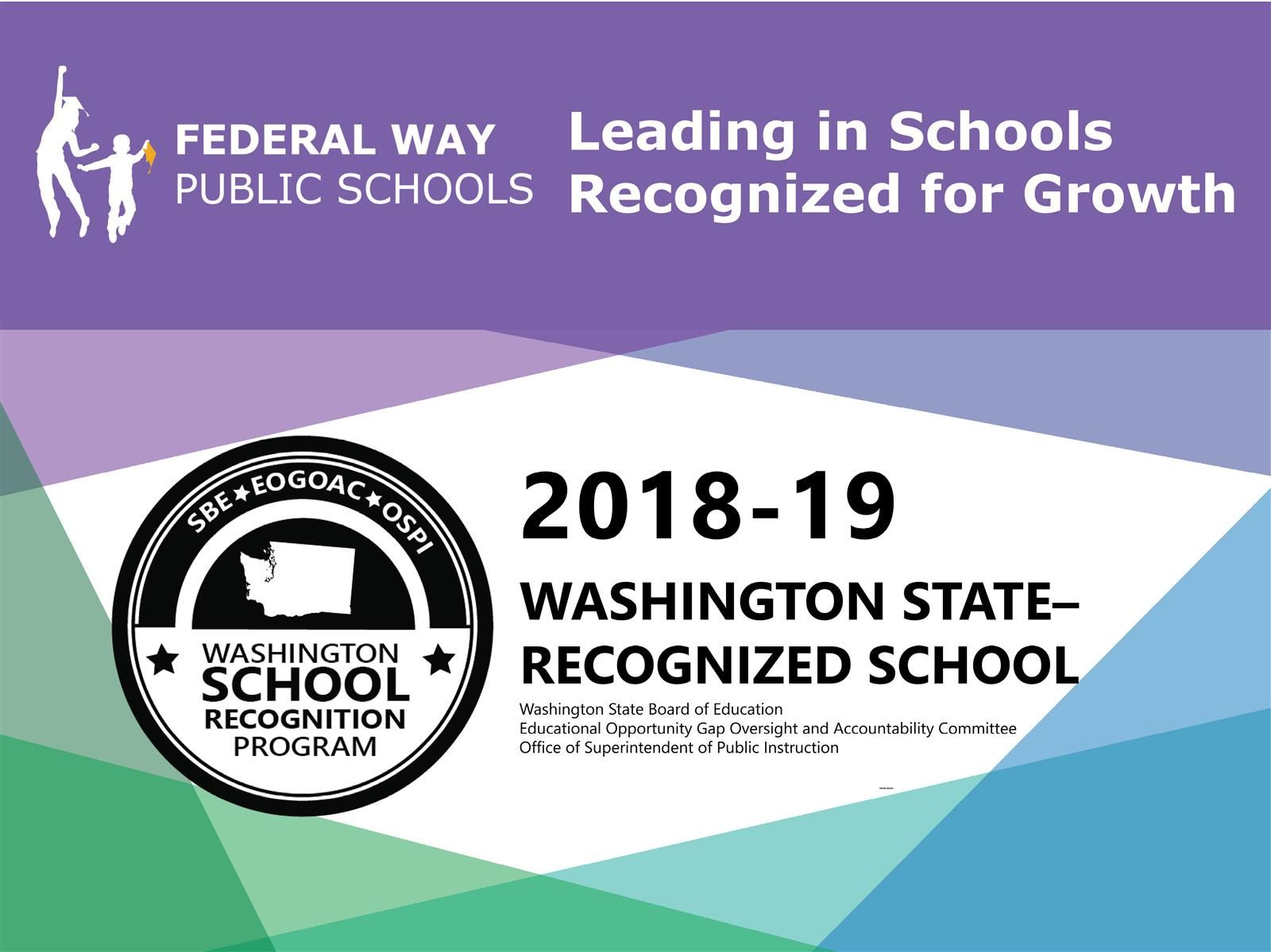 FWPS leads the Road Map Region in schools recognized for growth