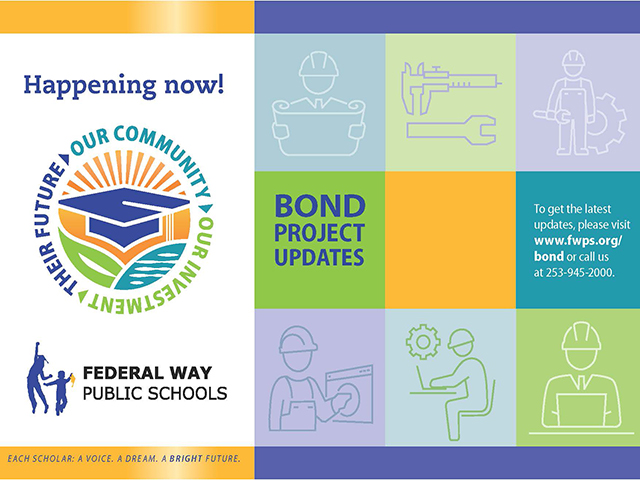 What's Happening Now: Bond Project Updates
