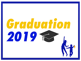Graduation 2019 Photos and Videos