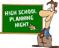 TJHS High School Planning Night