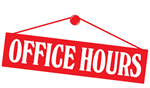 Main Office Hours