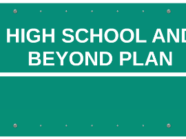 High School & Beyond Plan
