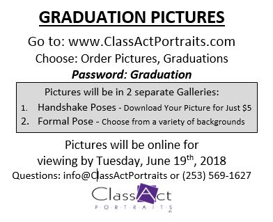 Get your Graduation Pictures!