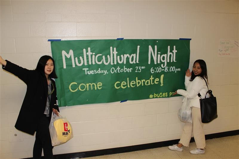 First Annual Multicultural Night