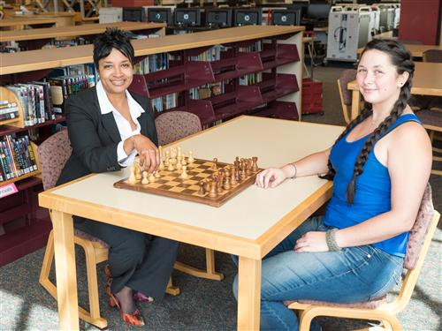 Play chess with Superintendent
