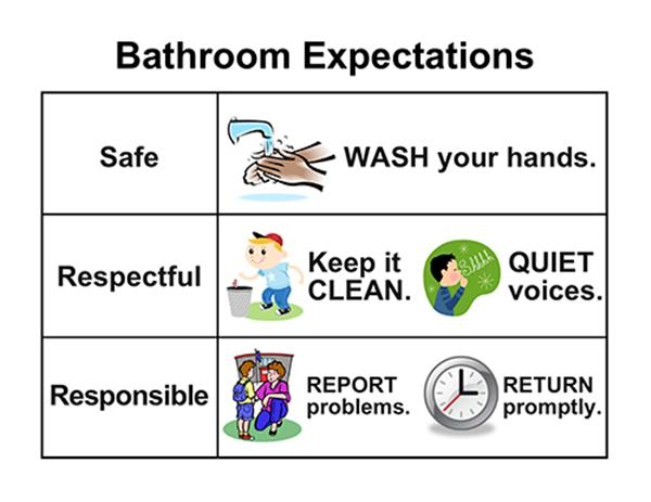 School Bathroom Rules school bathroom rules 1000 images about craft on pinterest